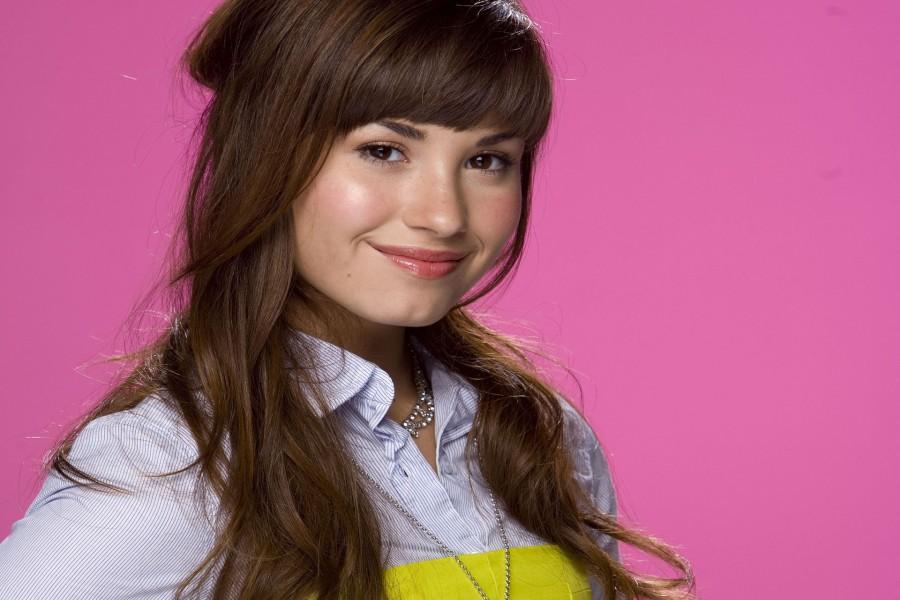 "La hermosa Demetria Devonne ""Demi"" Lovato"