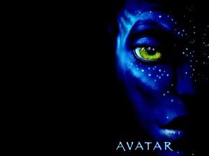 "Cartel de la película ""Avatar"""